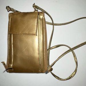 Vintage gold wallet/ purse Michael Stevens